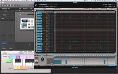 video tutorial logic pro x logic pro x video tutorial 51 ultrabeat part 1 se