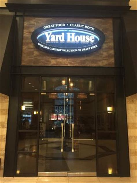yard house denver yard house in the sheraton downtown denver picture of yard house denver tripadvisor
