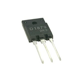 horizontal output transistor function 2sd1879 transistor horizontal output npn atvpartselectronique