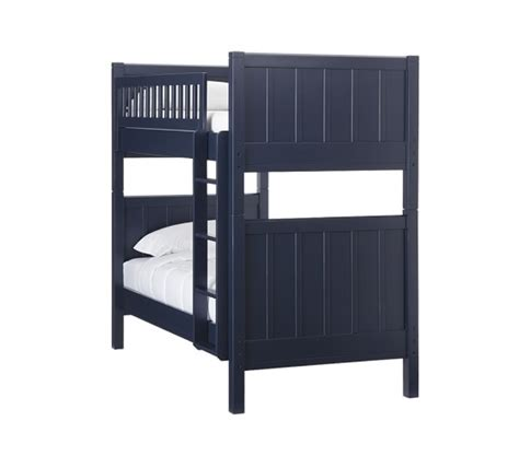 bunk beds pottery barn c twin over twin bunk bed pottery barn kids