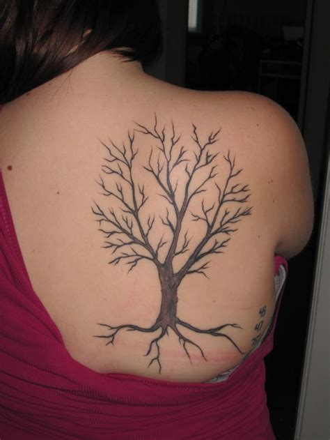 shoulder tree tattoo designs 34 best family tree tattoos tribal shoulder images on