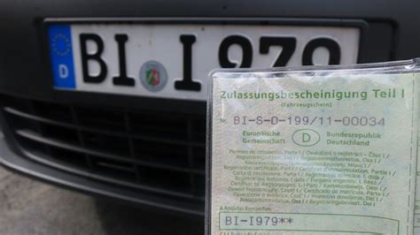 Aufkleber Kennzeichen Verboten by Aufkleber Auf Dem Kennzeichen Das Kann Teuer Werden