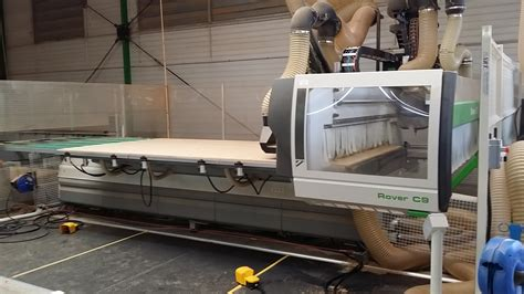 biesse nesting  wood cnc machining centre exapro