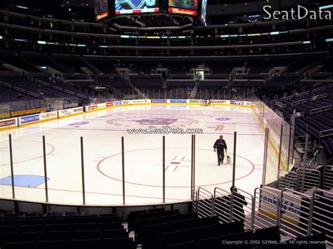 section 115 staples center staples center section 115 los angeles kings