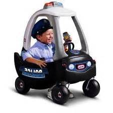toy police car | the mad hatters