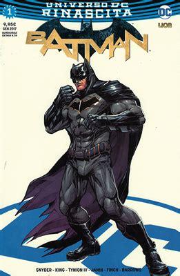 rinascita batman vol 1 scott snyder tom king batman rw lion 57 batman 1 rinascita comicsbox