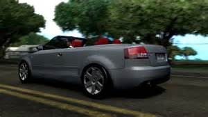 igcd net audi s4 cabriolet in test drive unlimited