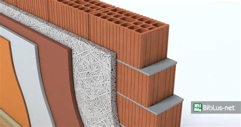 isolamento muro interno isolamento termico delle pareti tipologie vantaggi e