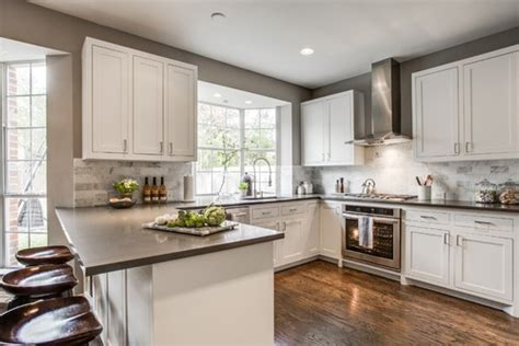 Kitchen Remodel Houzz What Is The Width Between The Stove And Peninsula Counter