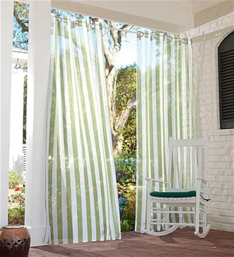 outdoor sheer curtains for patio 18 best images about screened porch curtain ideas on