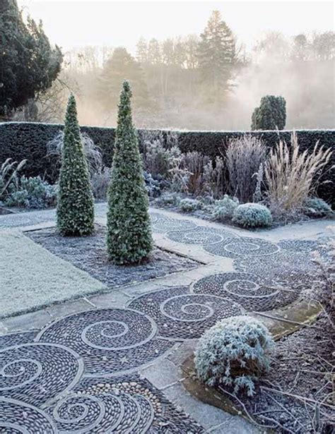 winter garden projects winter themed garden diy projects craft ideas how to s