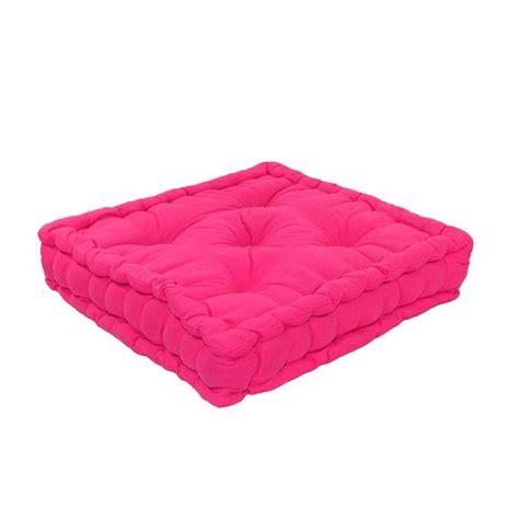 cuscini pavimento cuscino da pavimento 50 cm etna fucsia cuscino da
