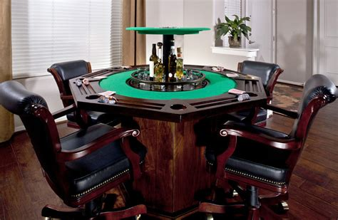 hidden kitchen table hidden bar in poker table