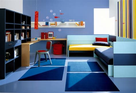 Kinderzimmer Junge Wandgestaltung Blau by Kinderzimmer Einrichtung 29 Auff 228 Llige Ideen Archzine Net