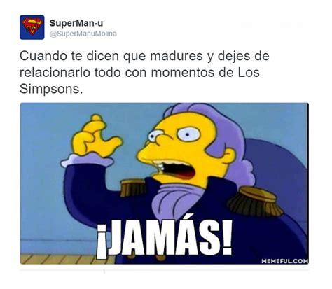 imagenes memes de los simpson pin vistoenunpost visto en un post