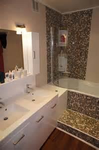 avant apr 232 s homestaging salle de bain