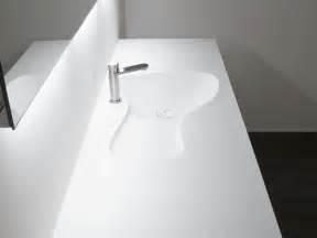 White Corian Sink Corian Countertops And Sinks Modern Kitchen And Bathroom