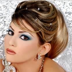 coiffure mariage tunisien