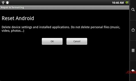 reset android download using arctools google play android market and apps