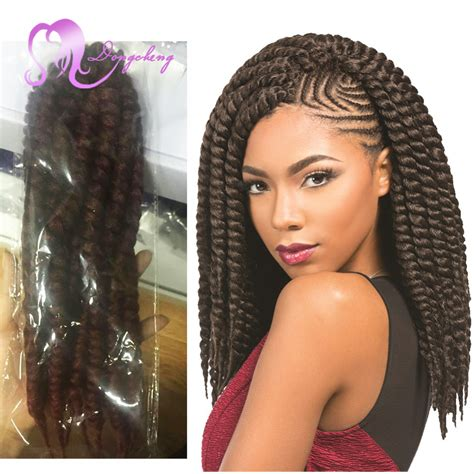 new style twist marley 1b braided synthetic lace front fresh arrivals afro marley curly havana twist braid hair