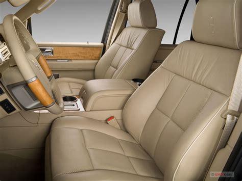 2008 lincoln navigator seat covers 2010 lincoln navigator interior u s news world report
