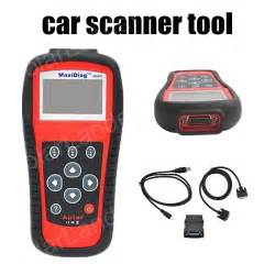 Canadian Tire Car Code Reader New Autel Maxidiagpro Md801 Jp701 Eu702 Us703 Fr704