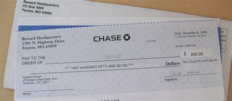 Last cash back check from chase freedom card