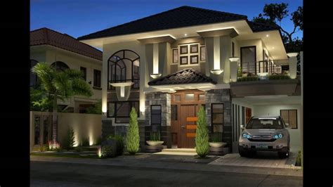 dream house design inside and outside dream house design philippines modern house youtube