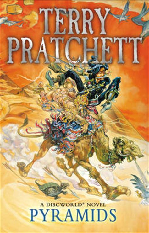 pyramids by terry pratchett (9780552166652) buy book