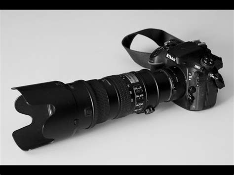 nikon 80 400mm vs sigma 150 500mm lens comparison & review