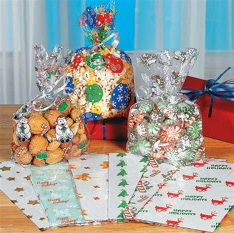 bolsas de dulces para navidad bolsas de dulces de celofan imagui