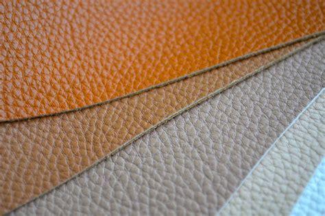 Bahan Kulit Kombinasi Bahan Pu Leather Dan Kain Code A14 apa itu pu leather keterangan perbedaan