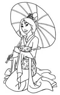 mulan coloring pages the world s catalog of ideas