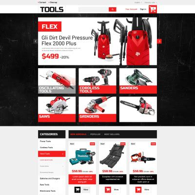 ecommerce templates template