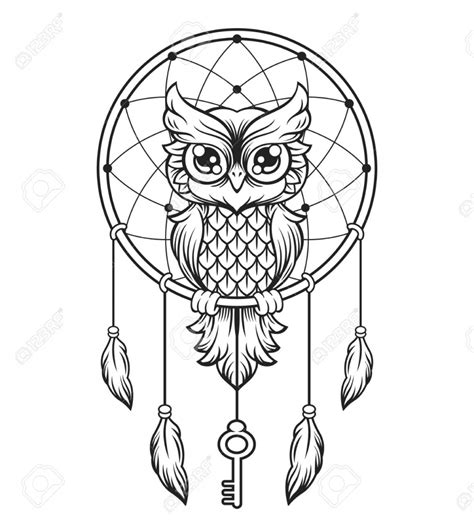 Black And White Drawings by Dreamcatcher Hd Image Drawings Dreamcatcher Drawing