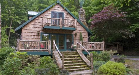 Luxury Secluded Cottages by Directions To Trouthouse Falls Cabin Rentals