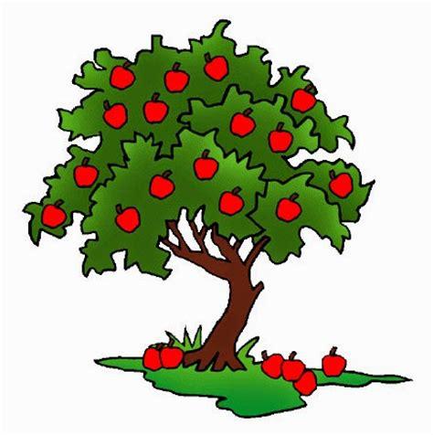 kumpulan gambar pohon kartun lucu gambar pohon buah tree pictures wallpaper animasi bergerak