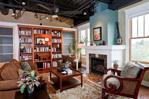 portland home decor design ideas loft interior design with white color scheme