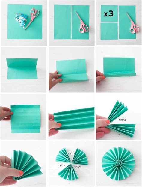 paper fan circle decorations 8 best images about my wedding on pinterest
