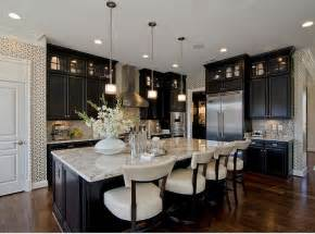 black kitchen cabinet ideas best 25 black kitchen cabinets ideas on gold