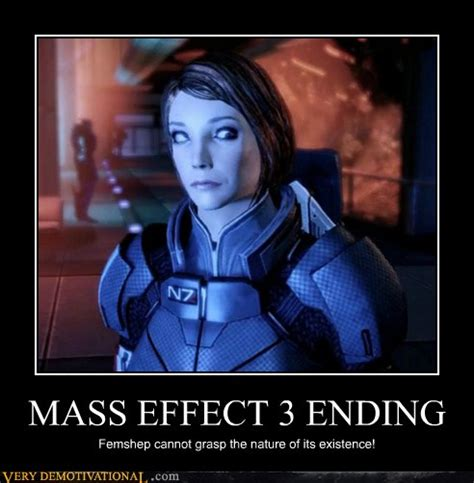 Mass Effect 3 Ending Meme - mass effect 3 ending by link kiral on deviantart