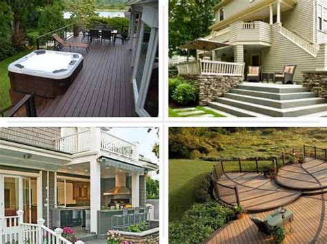 backyard deck designs pictures shaping your dream deck 17 stunning decks to inspire