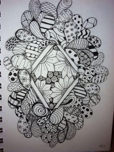 doodle www ideas zentangle