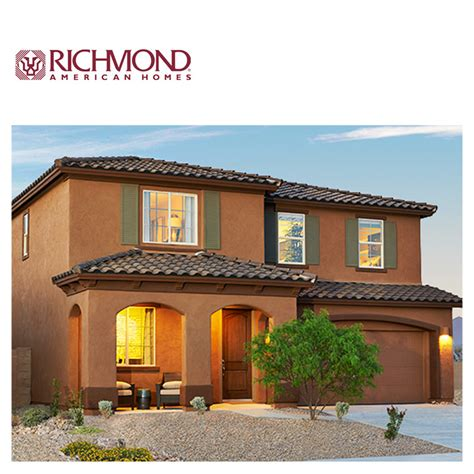 mountain vail ranch in tucson az by richmond american