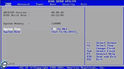 format harddisk lewat bios hp usb boot utility adilans h33t