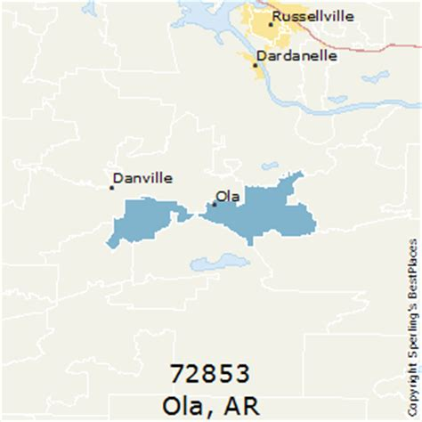 Unemployment Office Russellville Ar by Best Places To Live In Ola Zip 72853 Arkansas