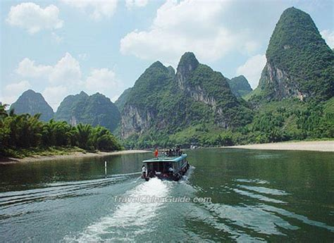 guilin travel china: attractions, map, weather, dining, tips
