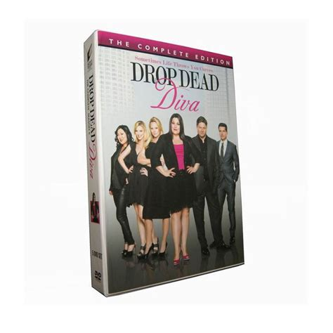 season 5 drop dead drop dead season 5 dvd box set
