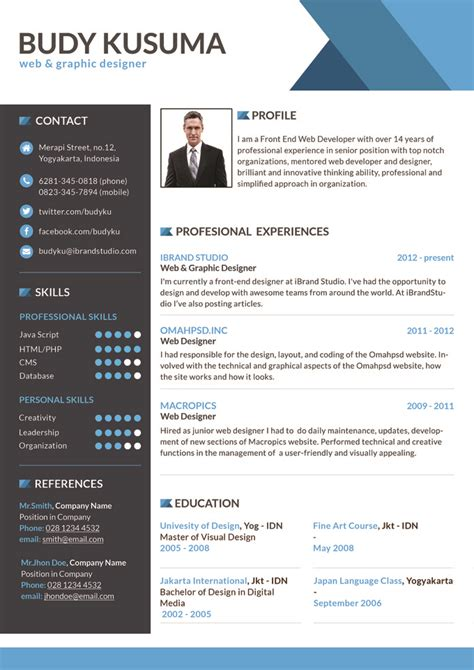 this eye catching resume template design eye catching resume cv for you fiverr