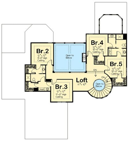 spiral staircase floor plan spiral staircase house plans homes floor plans